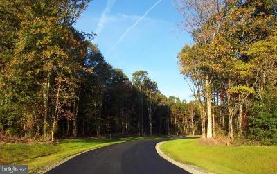 Queen Annes County, QUEEN ANNE COUNTY Residential Lots & Land For Sale: 145 Pearl Creek Lane