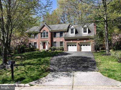 Fairfax Station VA Single Family Home For Sale: $799,999