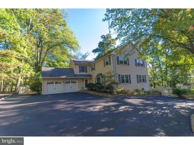 Chalfont Single Family Home For Sale: 2007 Upper Stump Road