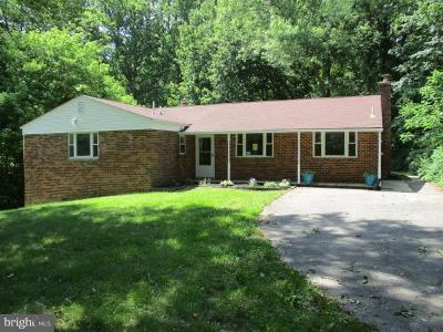 Charles County Single Family Home For Sale: 7955 Keech Road