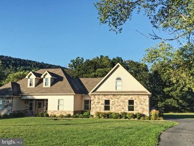 Carlisle Single Family Home For Sale: 21 Mountain Road
