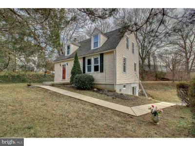 Garnet Valley Single Family Home Under Contract: 1011 Concord Road