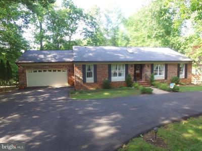 Lake Of The Woods Single Family Home For Sale: 303 Gold Valley Road