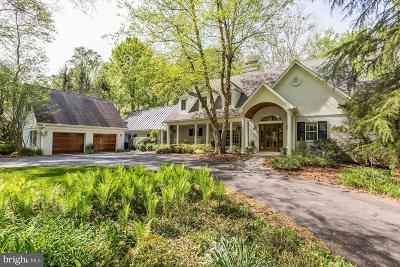 Bethesda, Chevy Chase Single Family Home For Sale: 7905 Deepwell Drive