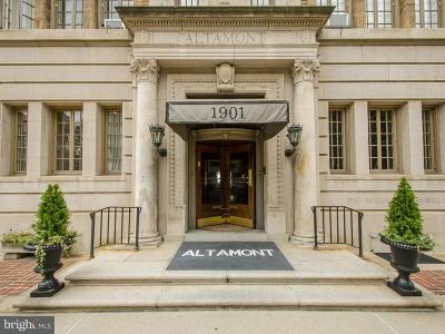 Kalorama Coop For Sale: 1901 Wyoming Avenue NW #1
