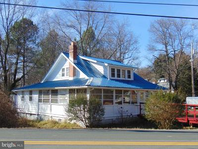 Single Family Home For Sale: 5019 Breezy Point Road