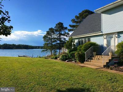 Single Family Home For Sale: 47733 My Way