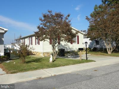 Ocean City MD Single Family Home For Sale: $325,000