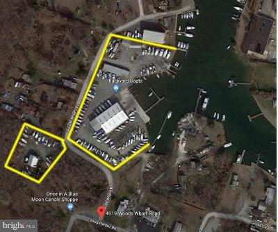 Commercial For Sale: 4819 Woods Wharf Road