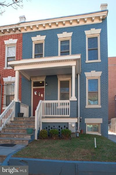 Washington Townhouse For Sale: 307 I Street NE