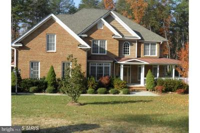 Spotsylvania Single Family Home Active Under Contract: 11603 Little Bay Harbor Way