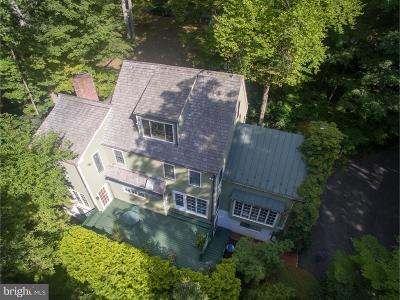 New Hope Single Family Home For Sale: 6357 Old Carversville Road