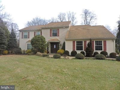 Bucks County Single Family Home For Sale: 1248 Quarry Commons Drive