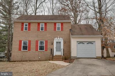 Baltimore Single Family Home For Sale: 7003 Upper Mills Circle