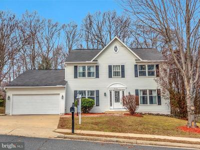 Fairfax County, Stafford County, Prince William County Single Family Home For Sale: 16106 Kennedy Street