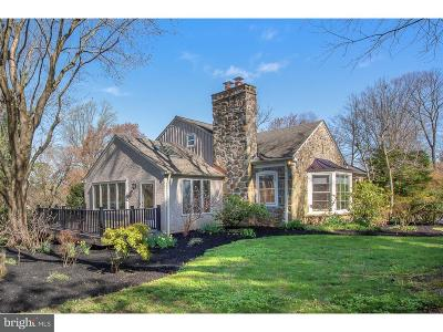 Gladwyne Single Family Home For Sale: 1220 Limberlost Lane