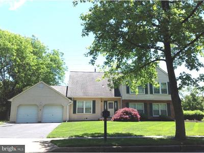 Princeton Junction Single Family Home For Sale: 2 Rider Place
