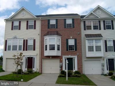 Frederick Townhouse For Sale: 5852 Tami Terrace