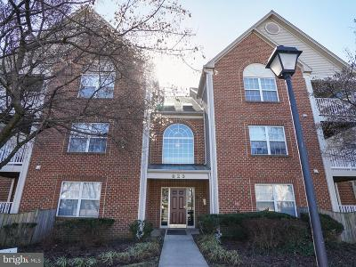 Annapolis Single Family Home For Sale: 625 Admiral Drive #308