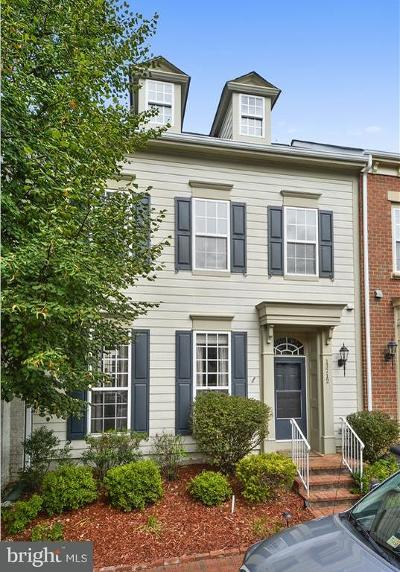 Woodbridge Townhouse For Sale: 13712 Pinnacle Street