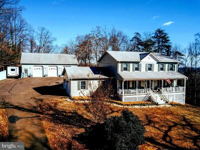 Culpeper County Single Family Home For Sale: 6340 Intervale Road