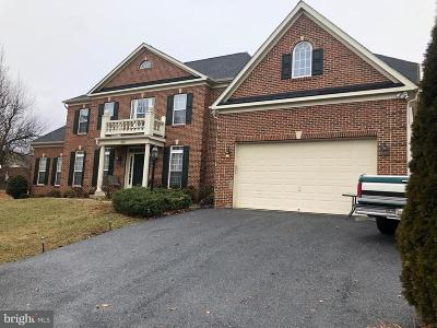 Frederick Single Family Home Under Contract: 1818 Granby Way