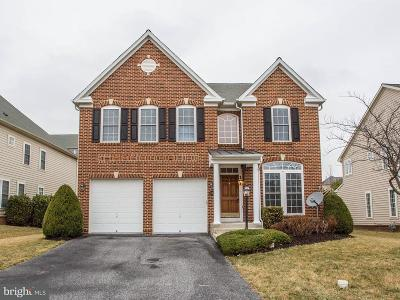 Villages Of Urbana Single Family Home For Sale: 9308 Bishopgate Drive