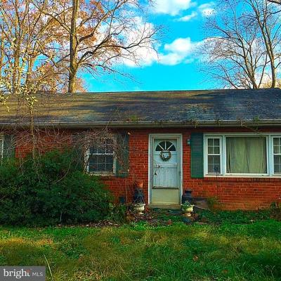 Culpeper Single Family Home Active Under Contract: 14473 General Longstreet Avenue
