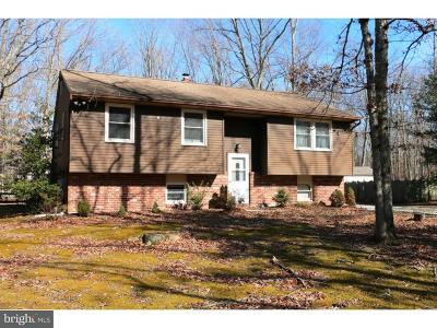Franklinville Single Family Home For Sale: 3931 Coles Mill Road