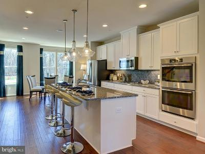Fairfax County Townhouse For Sale: Goldenwave Court