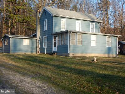 Great Cacapon Single Family Home For Sale: 4162 Orleans Road