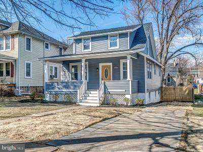 Baltimore Single Family Home For Sale: 604 Murdock Road