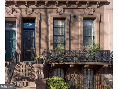 Society Hill Townhouse For Sale: 260 S 3rd Street