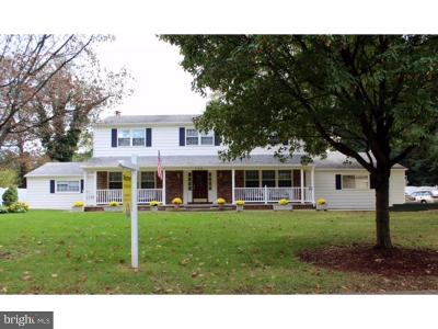 Moorestown Single Family Home For Sale: 408 Sentinel Road
