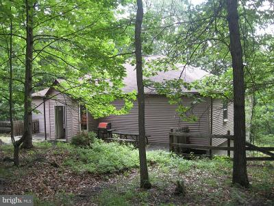 Great Cacapon Single Family Home For Sale: 101 Justin Lane