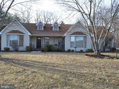 Winchester Single Family Home For Sale: 4600 N Frederick Pike