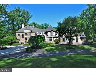 Huntingdon Valley Single Family Home For Sale: 3080 Paper Mill Road