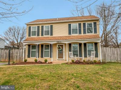 Woodbridge VA Single Family Home For Sale: $327,500