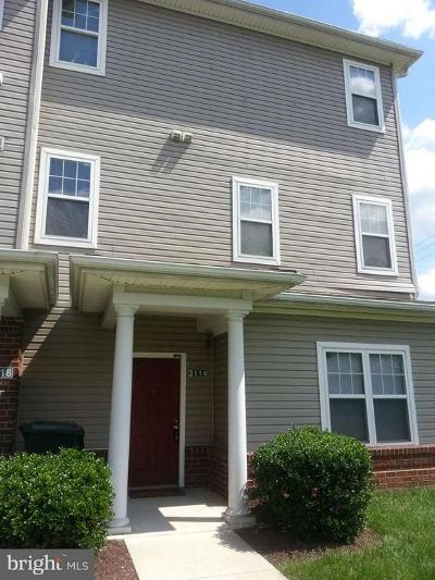Suitland Rental For Rent: 3114 Irma Court