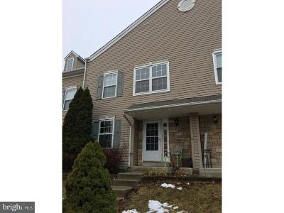 Bucks County Townhouse For Sale: 7 Bryant Drive