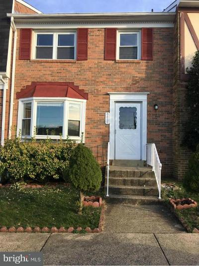 Point Of Woods Townhouse Under Contract: 8481 Stonewall Road