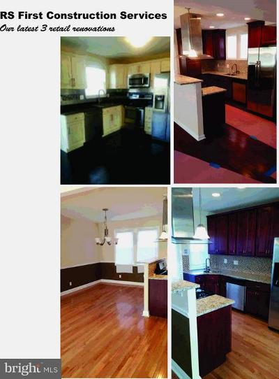 Baltimore MD Townhouse Under Contract: $149,900