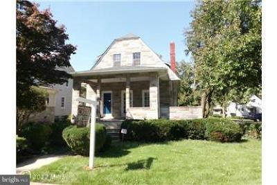Baltimore MD Single Family Home Under Contract: $199,900