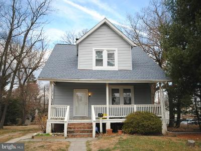 Baltimore Single Family Home Under Contract: 2726 Louise Avenue