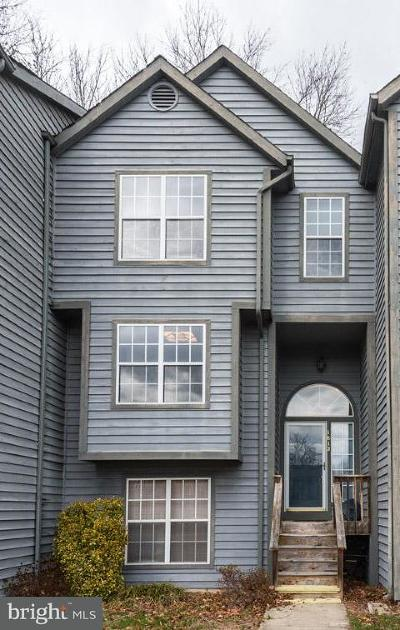 Crofton Townhouse For Sale: 1812 Whites Ferry Place
