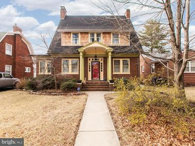 Hagerstown Single Family Home For Sale: 209 Mealey Parkway