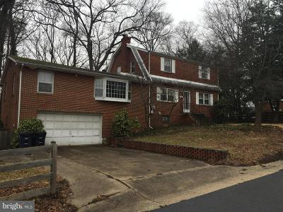 Beltsville MD Single Family Home For Sale: $470,000
