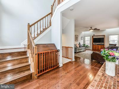 Fairfax County Townhouse For Sale: 1460 Hampton Hill Circle