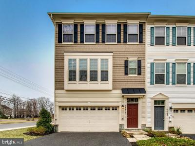 Montgomery County Townhouse For Sale: 14400 Vedanta Way
