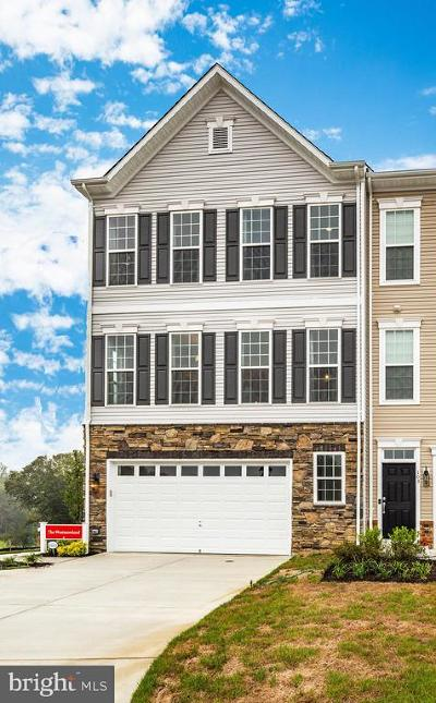 Stafford VA Townhouse For Sale: $345,990